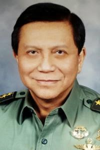 Profil Biodata Abdullah Makhmud Hendropriyono