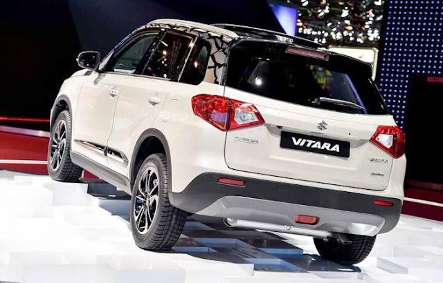 2016 Suzuki Grand Vitara Price