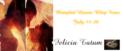 Mangled Hearts by Felicia Tatum Blog Tour & Giveaway