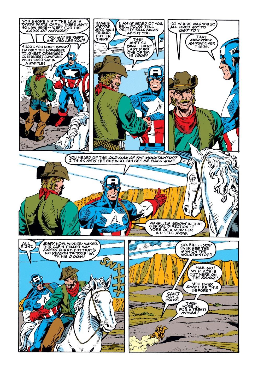 Captain America (1968) Issue #383 #316 - English 10