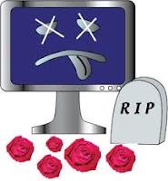 komputer mati tiba-tiba