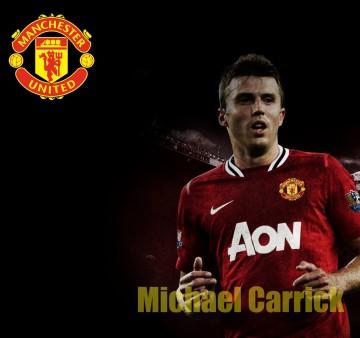 Michael Carrick wallpaper Manchester