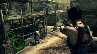 Resident Evil 5 Gameplay Youtube