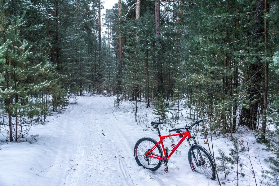 Не велосипедная погода