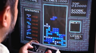 Bermain Tetris Bisa Langsingkan Tubuh