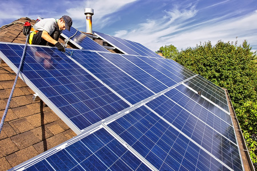 Solar panels for homes in India
