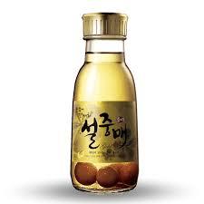 Rượu Trái Mơ Bột Vàng - Nhà sản xuất : Lotte
