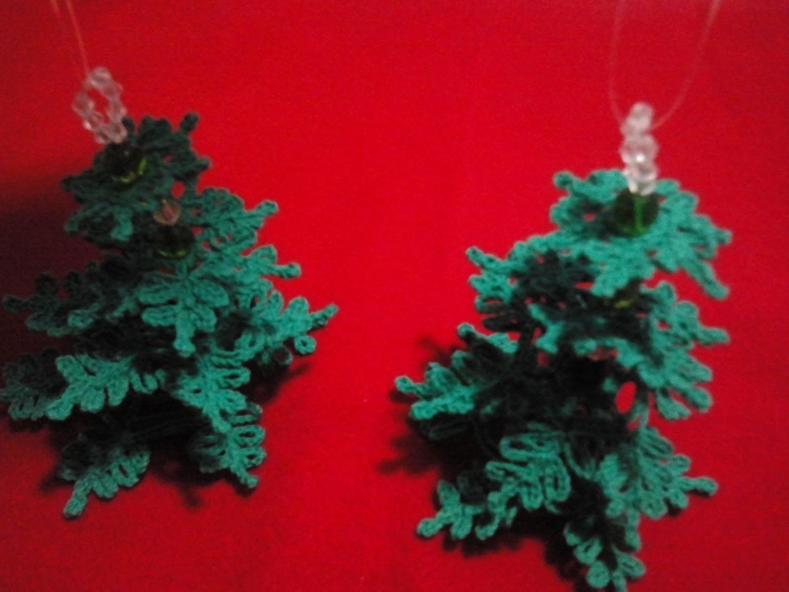 Elle creazioni compagnia addobbi natalizi della fata nina for Addobbi natalizi all uncinetto