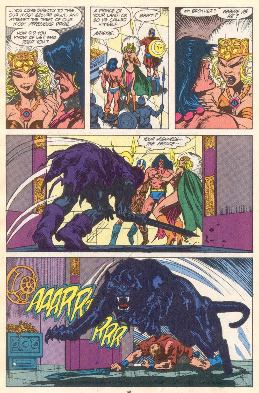 Conan the Barbarian (1970) Issue #226 #238 - English 17