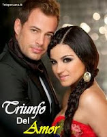 Ver novela Triunfo del amor  Capitulo 4
