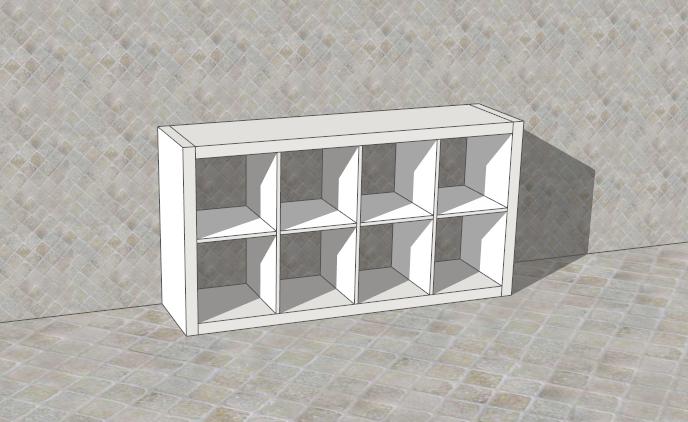 Porte con binario esterno di vetro per bagno - Mobile retrodivano ikea ...