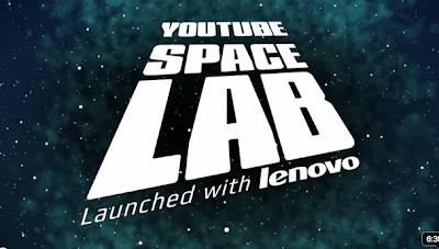 India's Sachin S Kukke won the YouTube Space Lab 2012 Contest