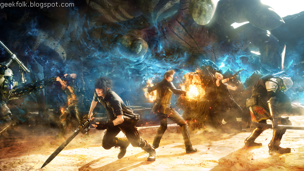 10 things you need to know about Final Fantasy XV