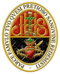 Escudo de la Venerable Hermandad de la Redención.