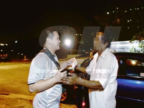 Pemandu Teksi Cekik Darah Di Johor Bahru Akhirnya Kantoi