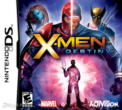 X-Men: Destiny [NDS]