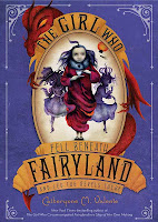the girl who fell beneath fairyland and led the revels there book cover