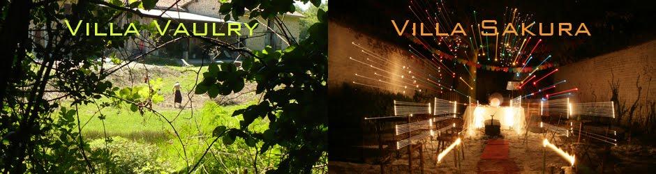 Villa Vaulry - Villa Sakura