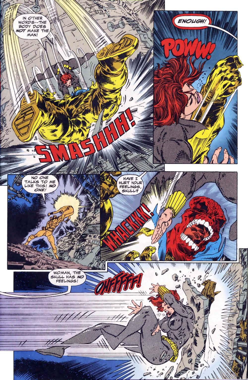 Captain America (1968) Issue #439c #391 - English 18