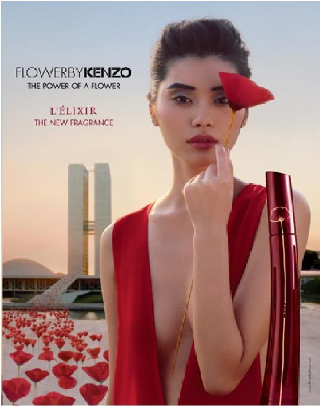 KENZO FLOWER L'ÉLIXIR