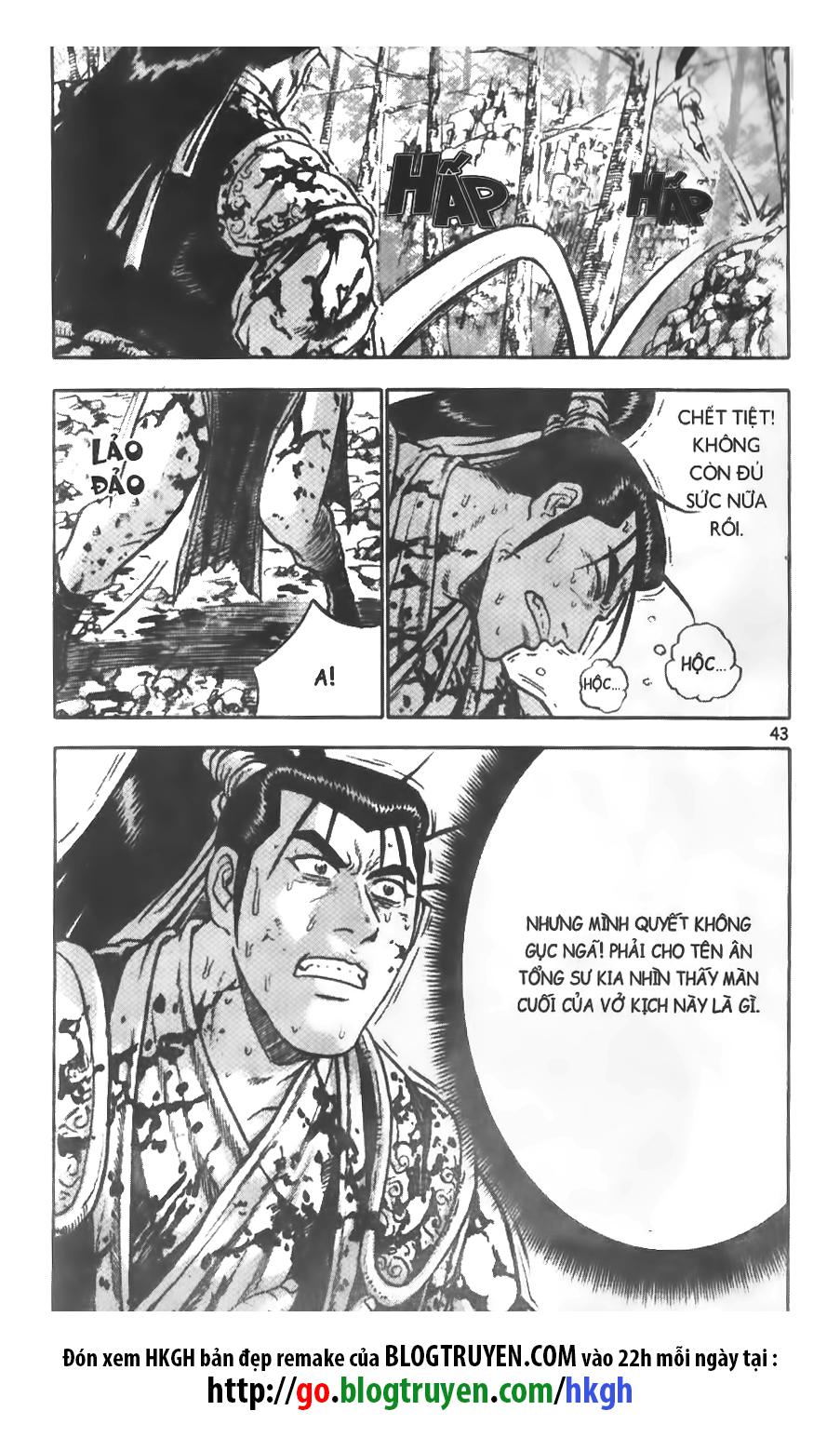 Hiệp Khách Giang Hồ chap 325 Trang 22 - Mangak.info
