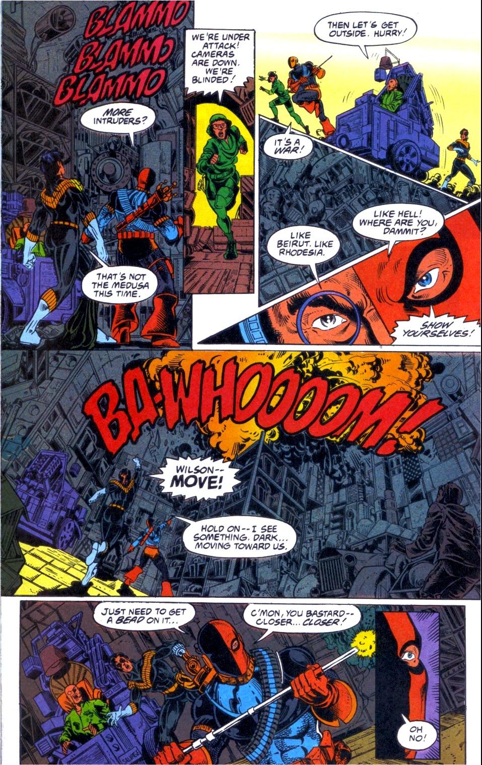 Deathstroke (1991) Annual 1 #1 - English 45