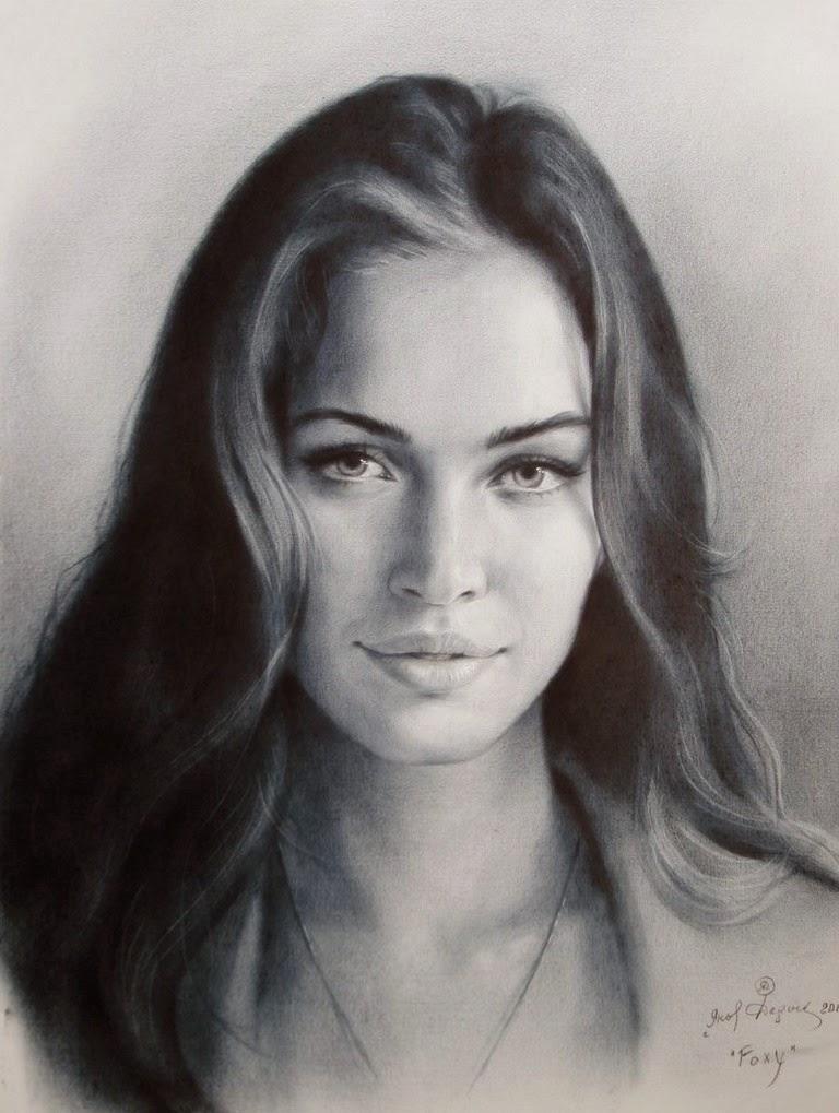 dibujos-realistas-mujeres