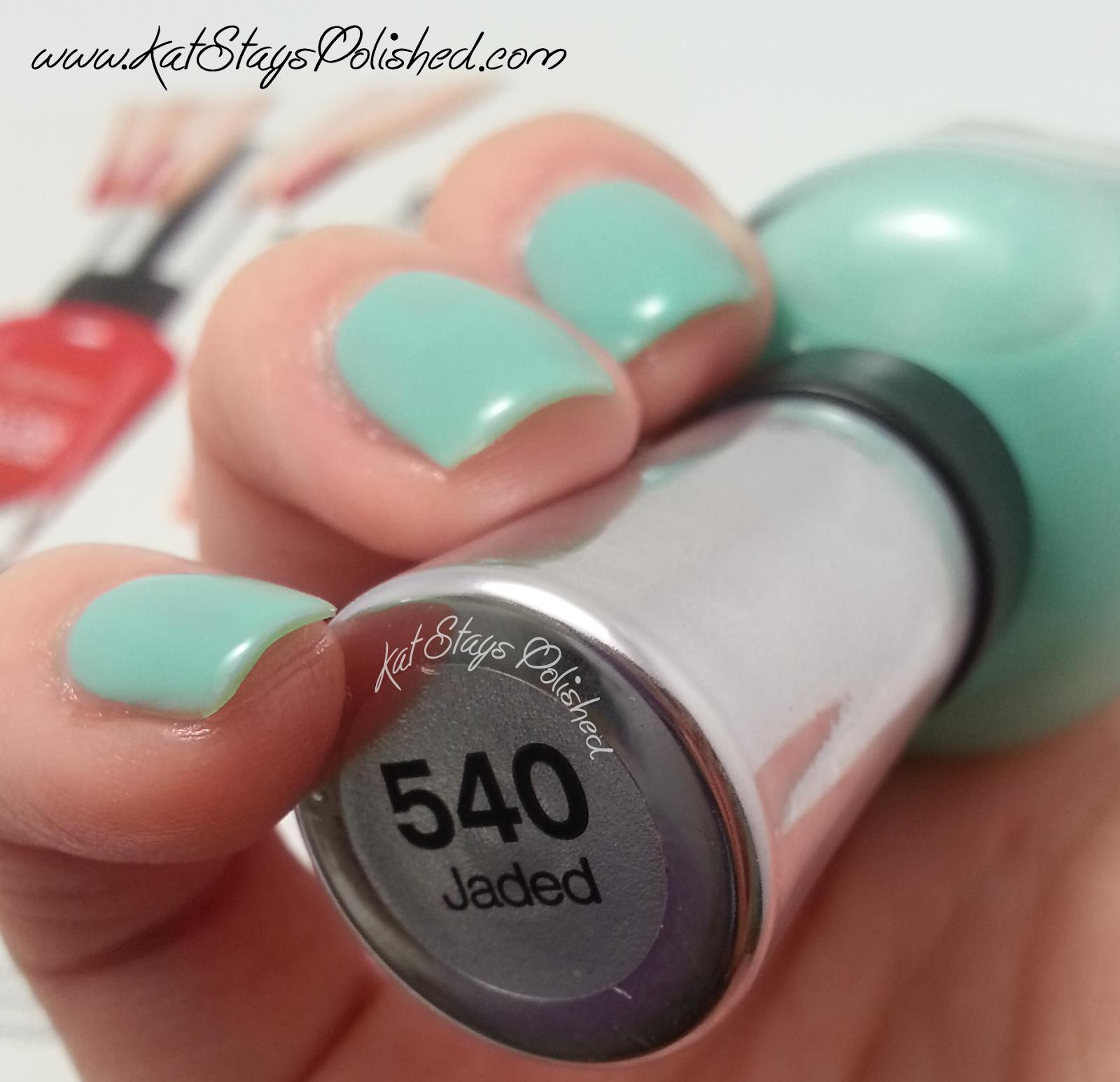 SallyHansen: Complete Salon Manicure - Jaded