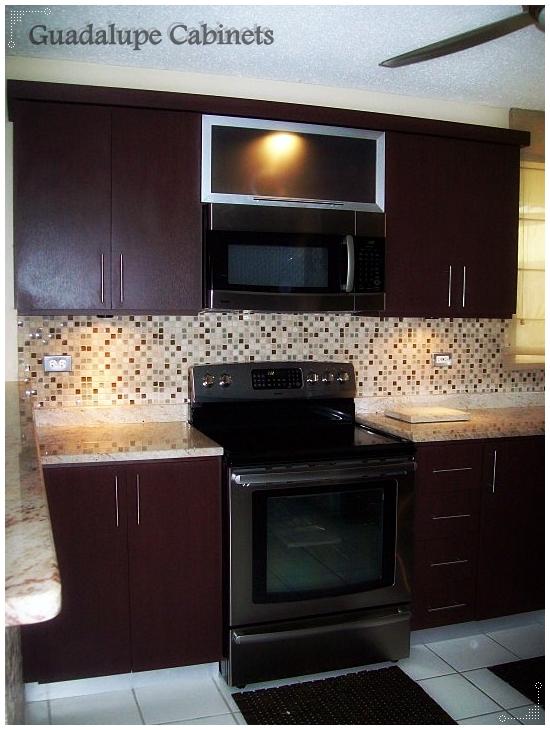 Gabinetes De Baño Pvc Puerto Rico:Vea toda la variedad de gabinetes de cocina, 100% madera o PVC, topes