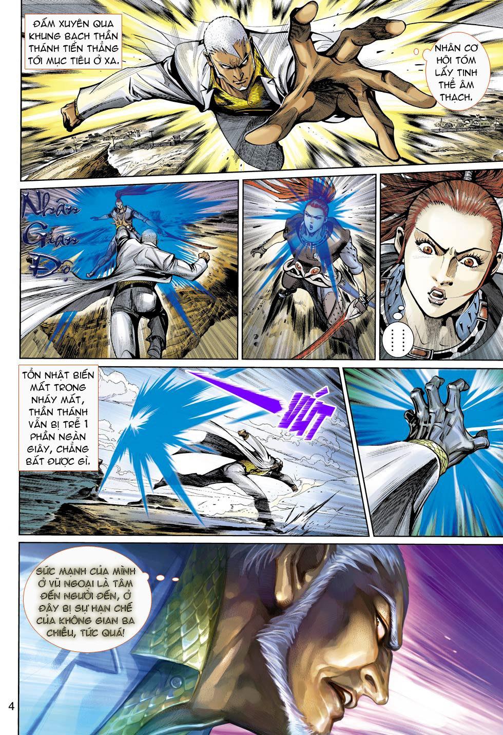 Thần Binh 4 chap 16 - Trang 4