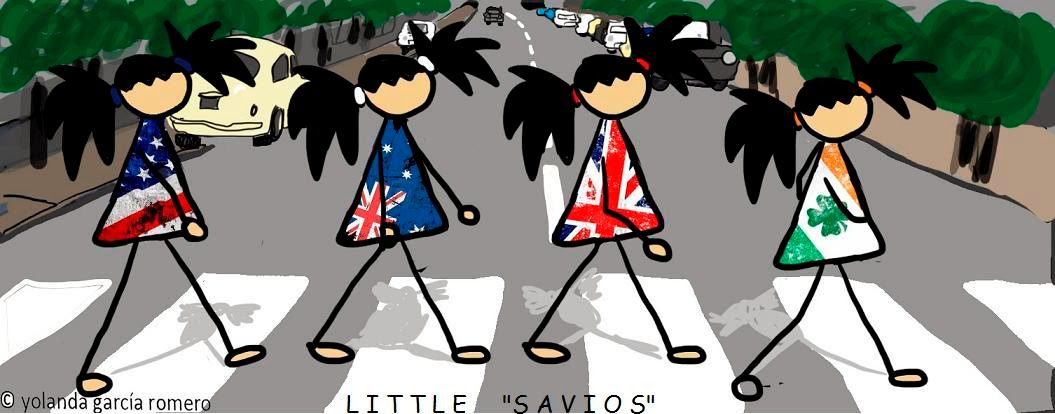"Little ""Savios"""