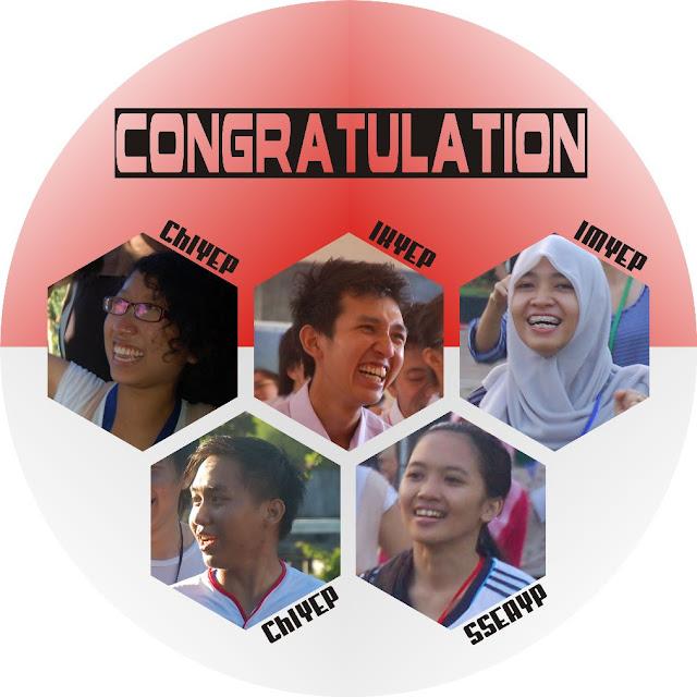 The Candidates of International Youth Exchange Program from Bengkulu