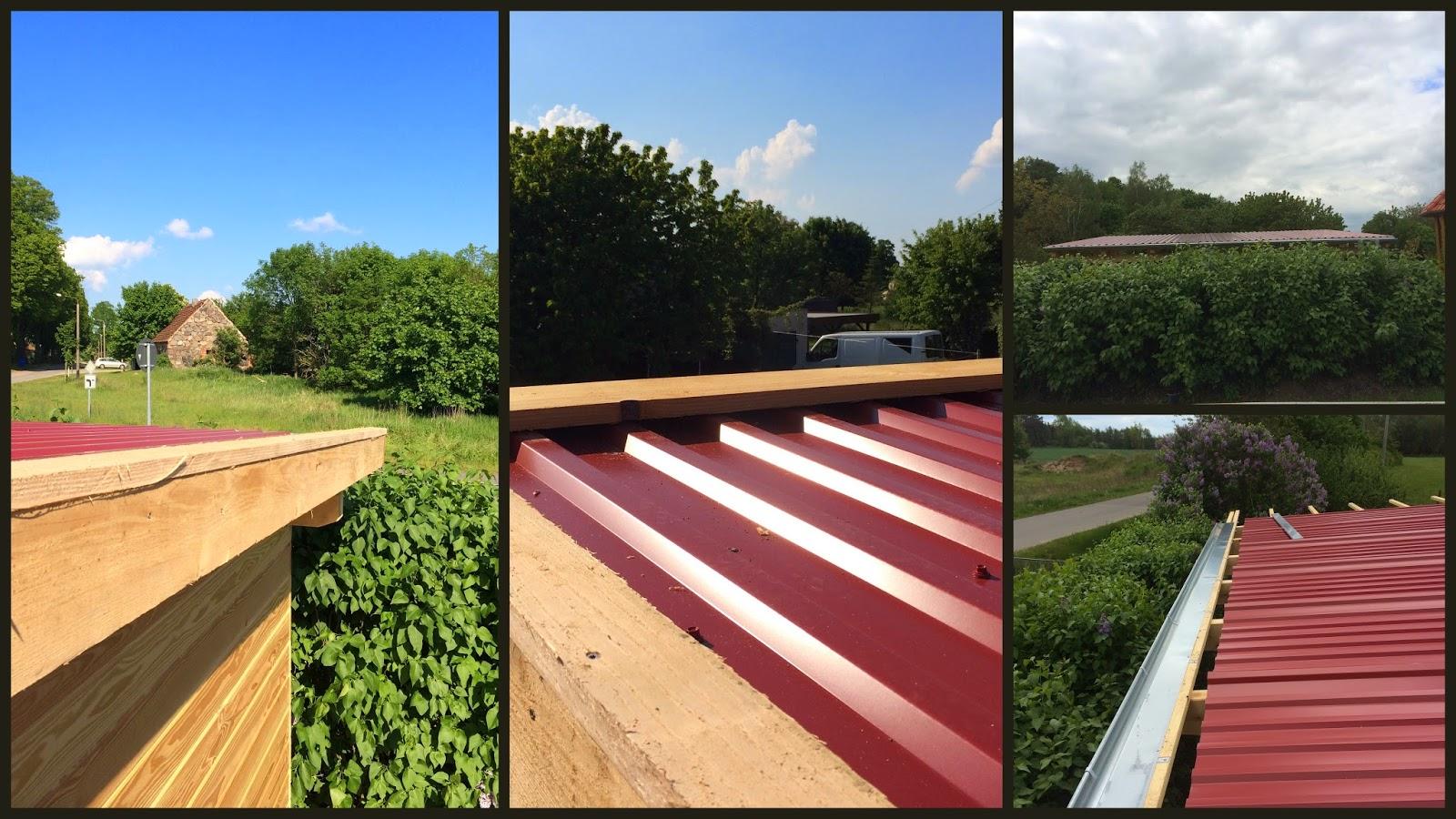 Holzhandwerk frieder rode - Gartenhaus trapezblech ...
