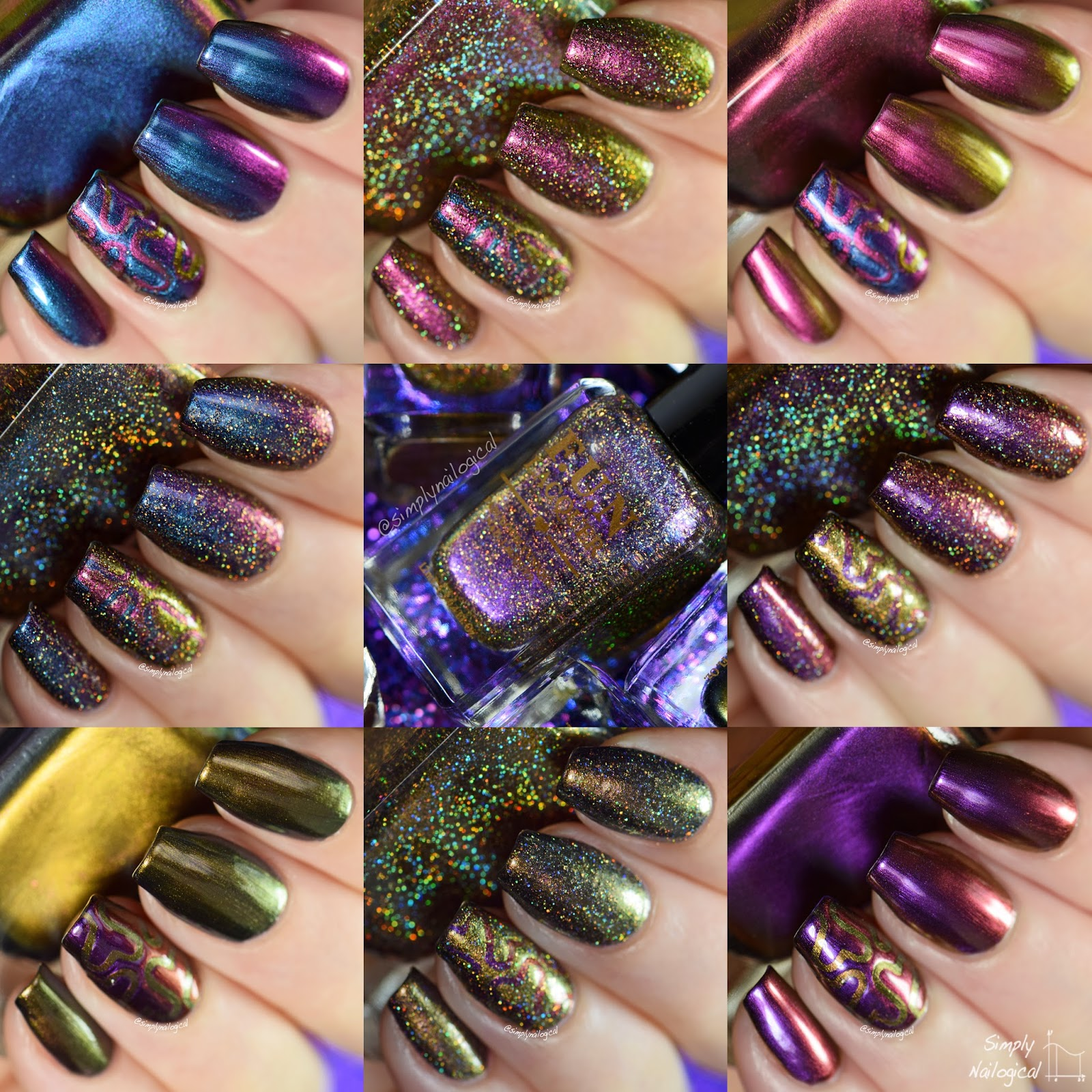 Simply Nailogical: FUN Lacquer: Limited edition Love 2014 Collection
