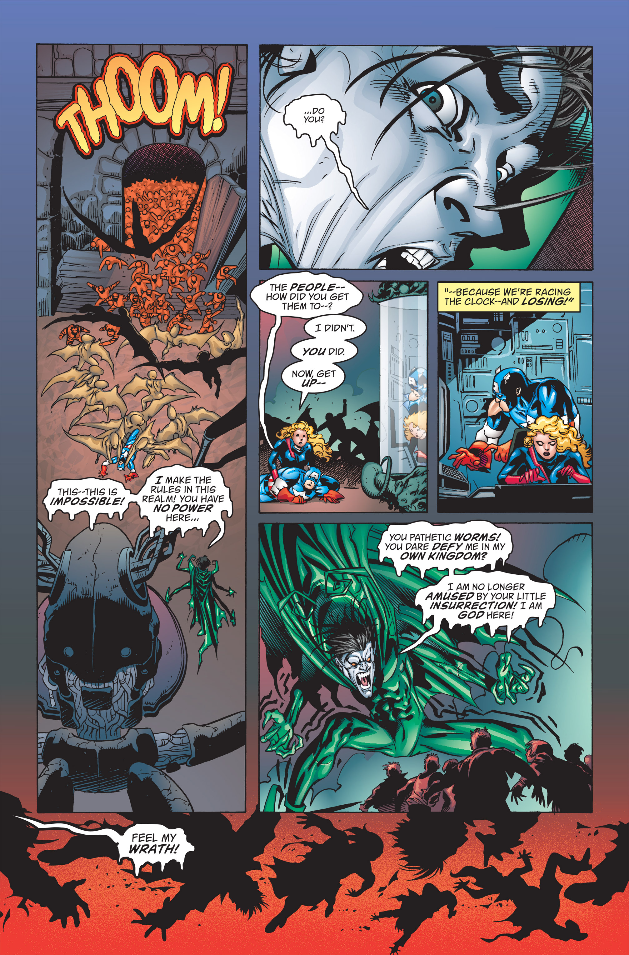Captain America (1998) Issue #12 #18 - English 16