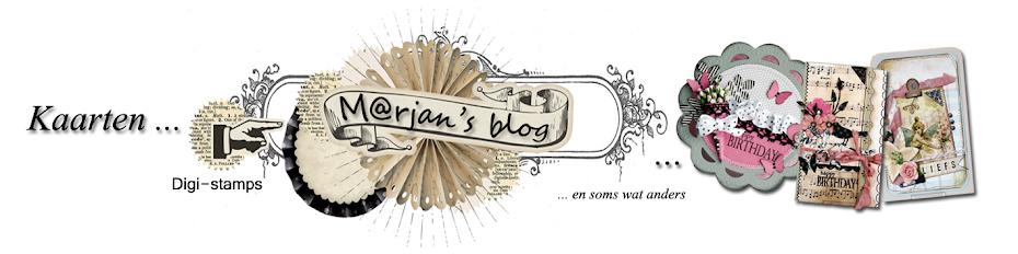 M@rjans blog