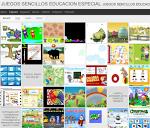 JUEGOS SENCILLOS DE EDUCACIÓN ESPECIAL