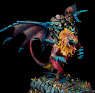 Warriors of Chaos Lord on Manticore