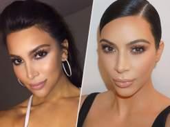 picture of Camilla Osman and Kim Kardashian