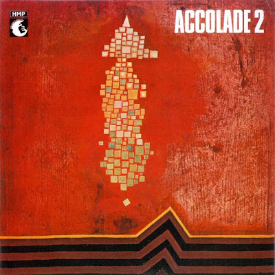 Accolade - Accolade 2 (1971) (UK, Prog Folk)