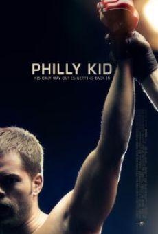 Đấu Sĩ Lồng Sắt - The Philly Kid - 2012