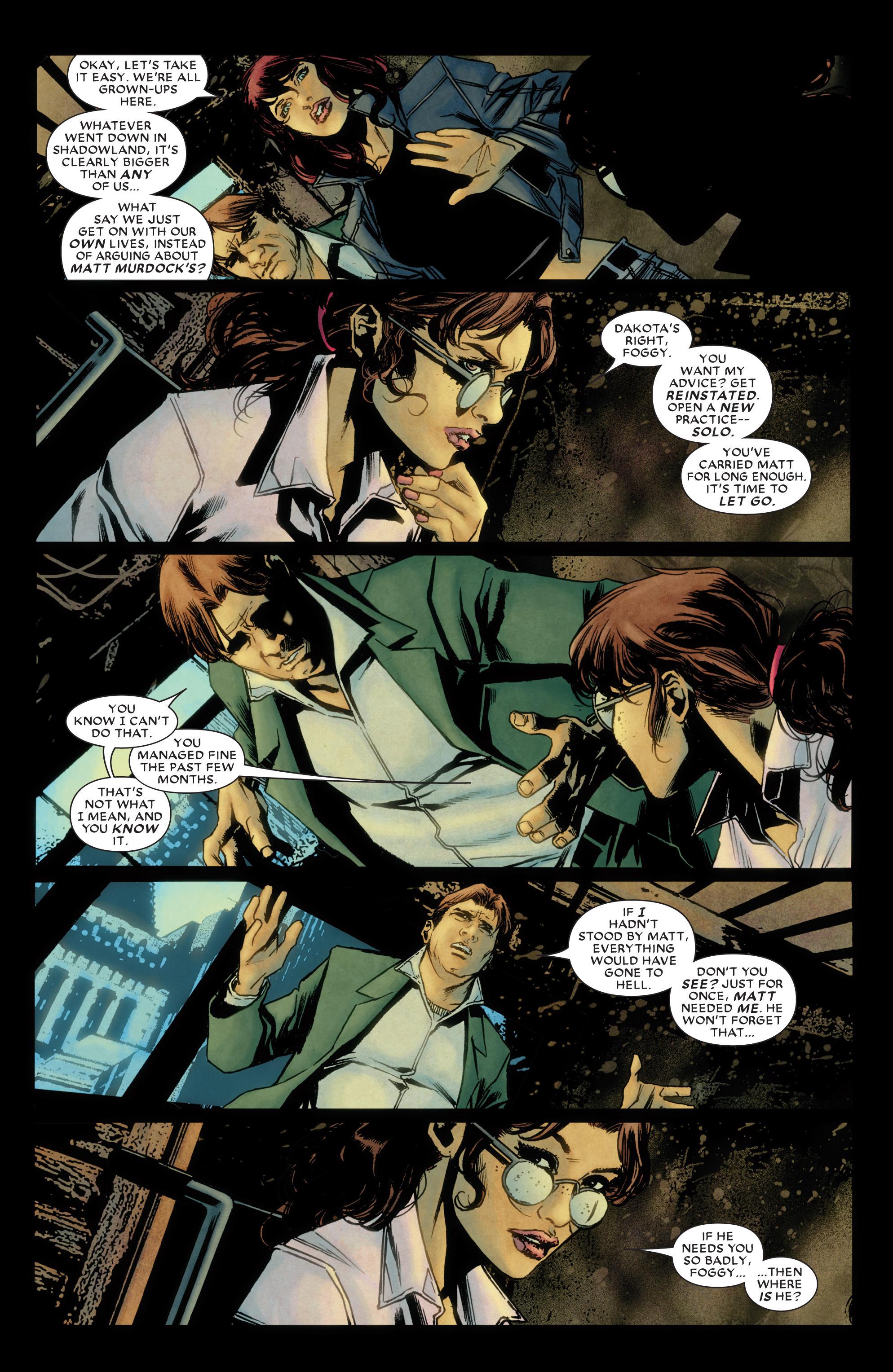 Read online Daredevil (1998) comic -  Issue #512 - 10