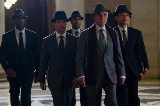 Little worlds hang on to your hats the adjustment bureau for Bureau movie