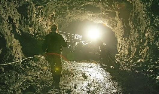 Порядок подачи руды
