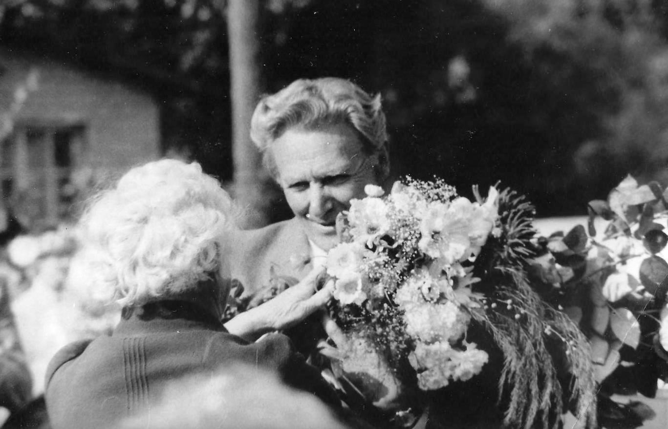 Alfrēda Amtmaņa-Briedīša muzejā 1987. gada 5. augustā - 3
