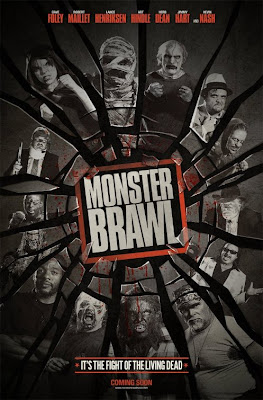 Watch Monster Brawl 2011 Hollywood Movie Online | Monster Brawl 2011 Hollywood Movie Poster