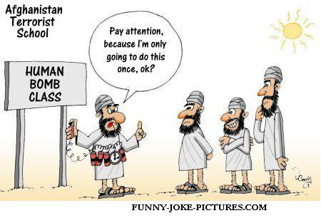 Funny Suicide Bomber Jokes
