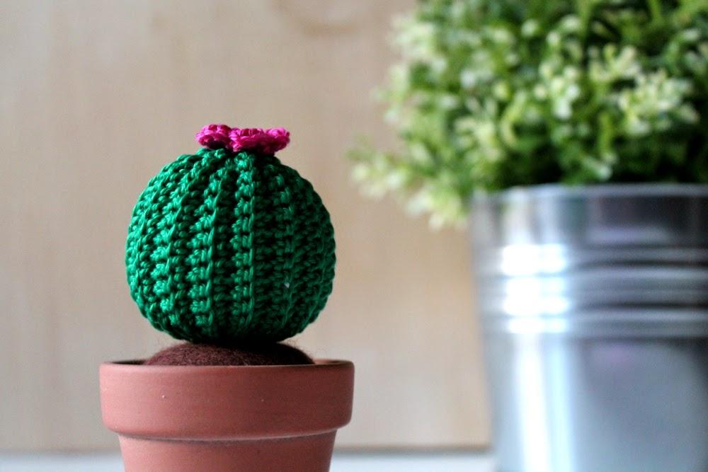 Uncinetto Creativo Amigurumi : MaryJ Handmade: Tutorial: cactus rotondo amigurumi