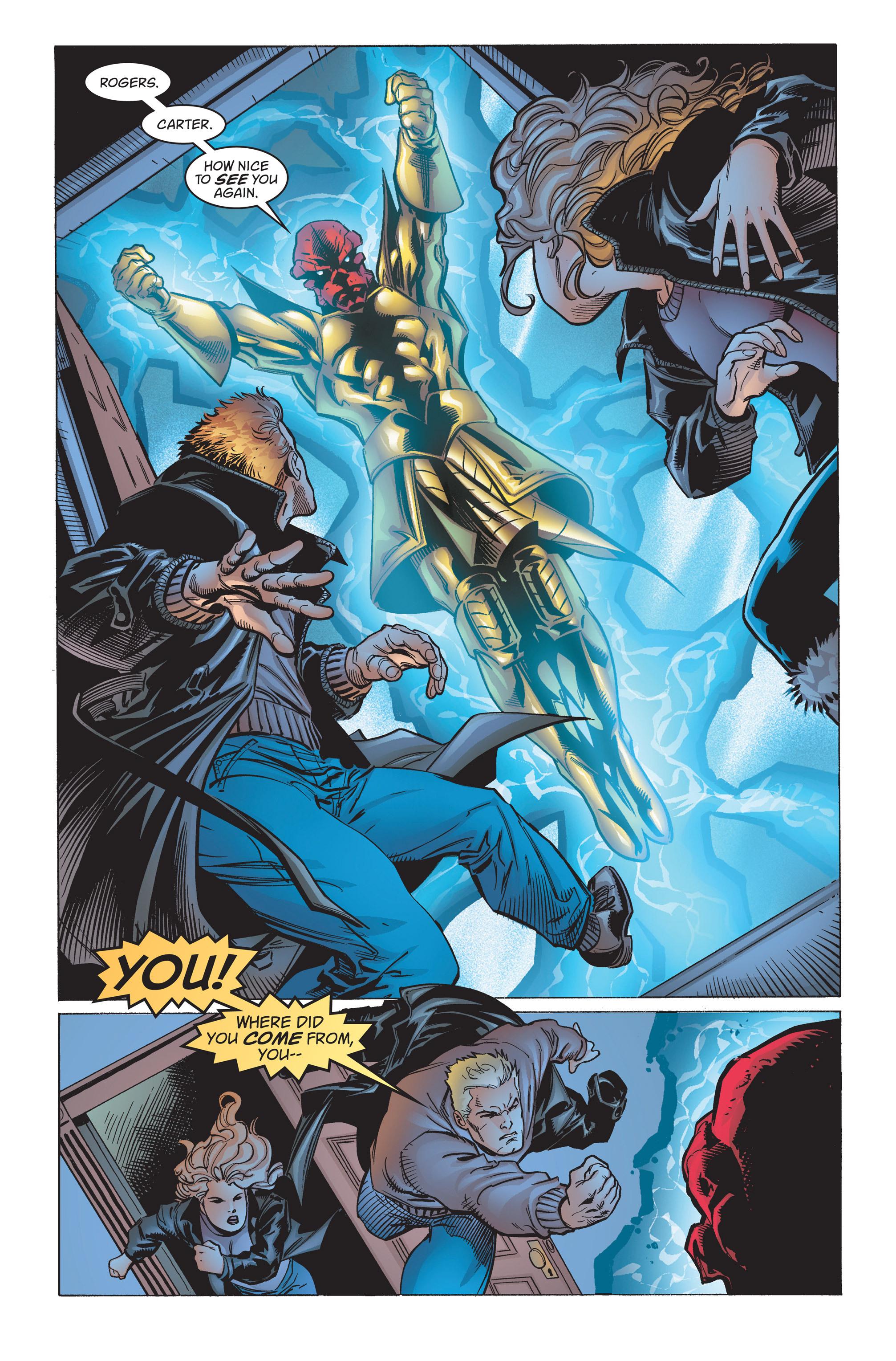 Captain America (1998) Issue #15 #21 - English 16