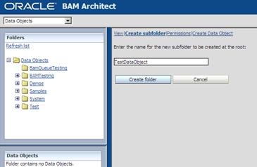 Create Sub Folder